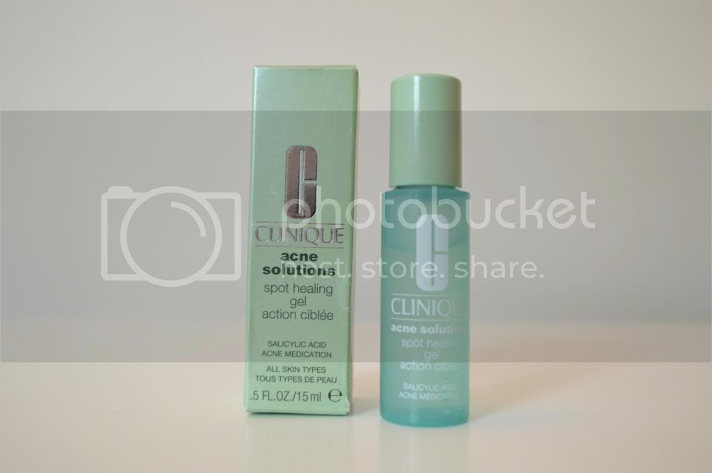 Beauty Blog Clinique Acne Solutions Review