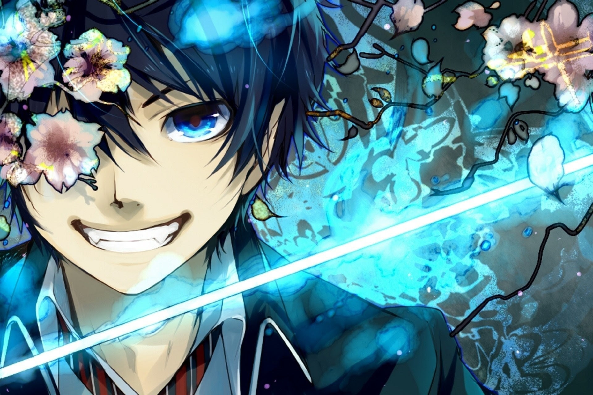 Blue Exorcist Wallpaper 67 Images
