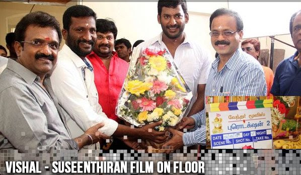Vishal and Suseenthiran