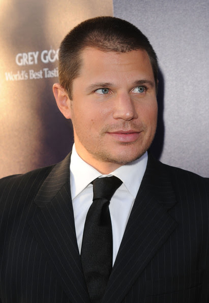 Singer  Nick Lachey attends the 9th Annual Butterfly Ball on June 5, 2010 in Los  Angeles, California.