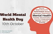 World Mental Health Day 2020 Theme, Slogan, Activities, Celebration, Quotes, Logo