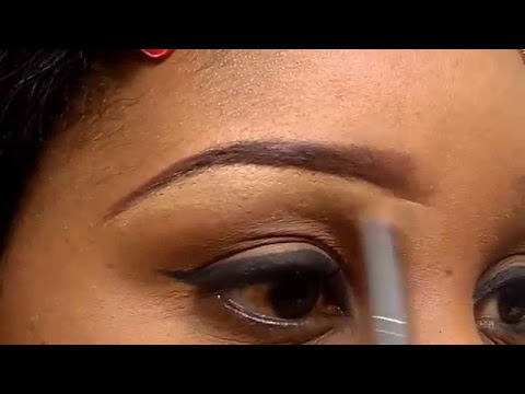 beauty  personal care how to shape eyebrows with concealer