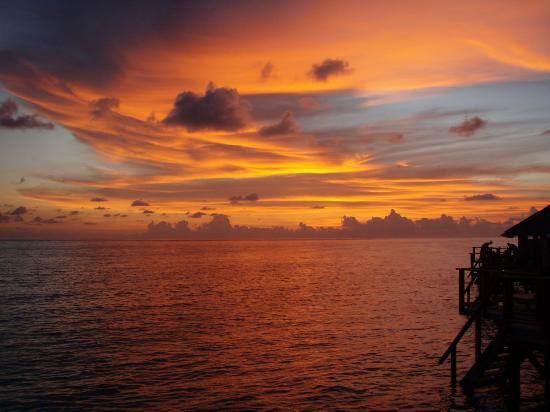 Rangali Island, Malediven