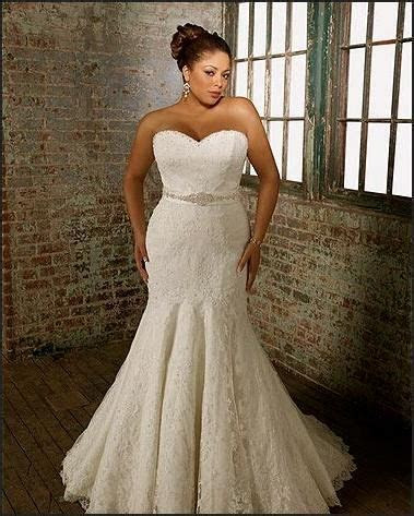 Beautiful Wedding Dresses For Curvy Brides Sangmaestro
