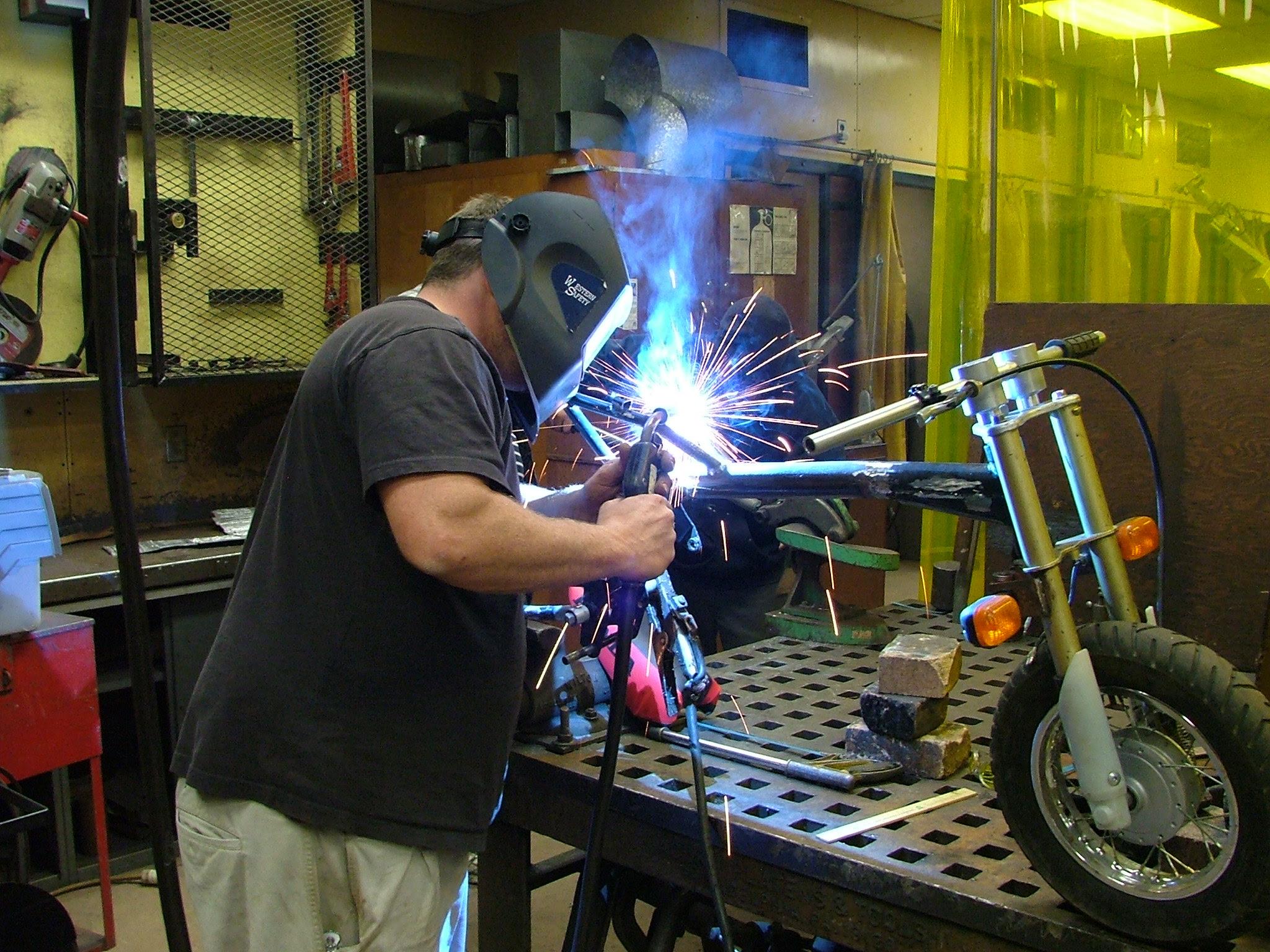 Types of Welding