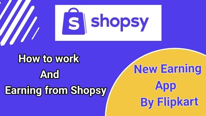 Shopsy: Flipkart New App for Online Business