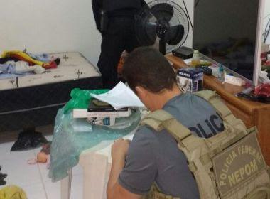 PF deflagra operação de combate a pornografia infantil na Bahia e outros 12 estados