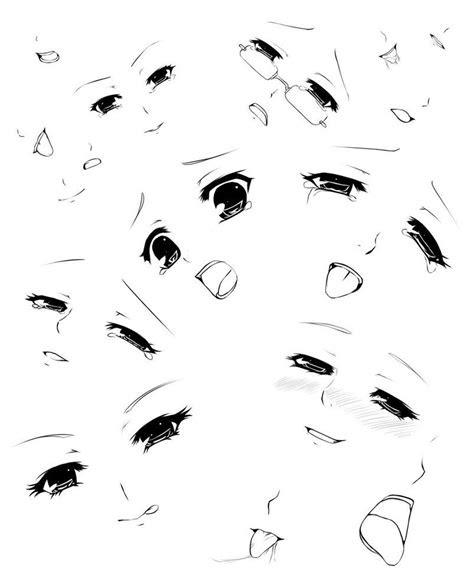 anime mouths google search fan art drawing