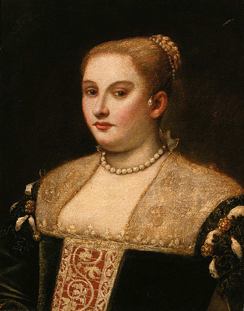 Anonymous Venetian Portrait of a Woman