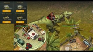 download jurassic survival mod apk