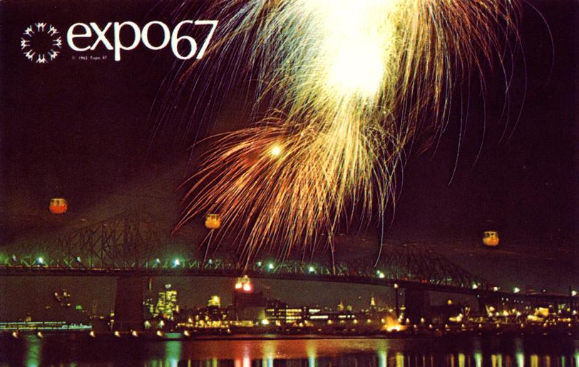 "Toronto's ""Mini-Me"" Expo 67"