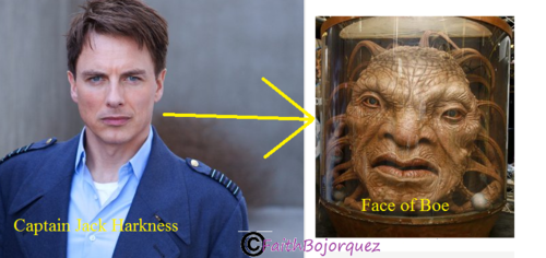 Doctor Who images Captain Jack Harkness to Face of Boe wallpaper and background photos (33327442)