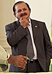"""Prefeito do Município de Viana-MA, Chico Gomes(DEM) envolvido com empresa """"fantasma"""" utilizada para desviar recursos em Paço do Lumiar pela quadrilha presa pela PF."""