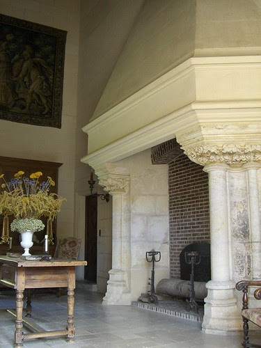 2011-10-15-Chateau-de-Germolles-Ducal-Chamber-fireplace
