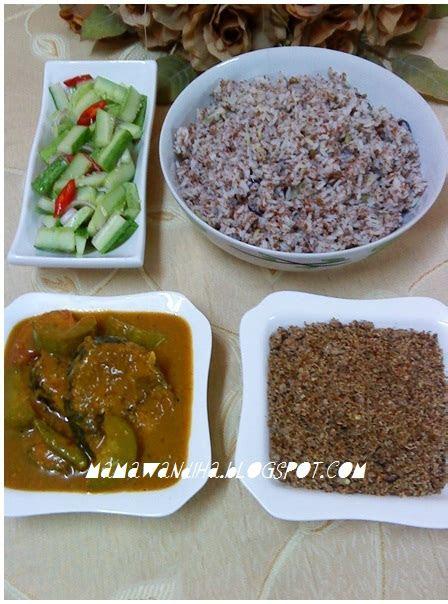 dapur madihaa nasi dagang kelantan setnya