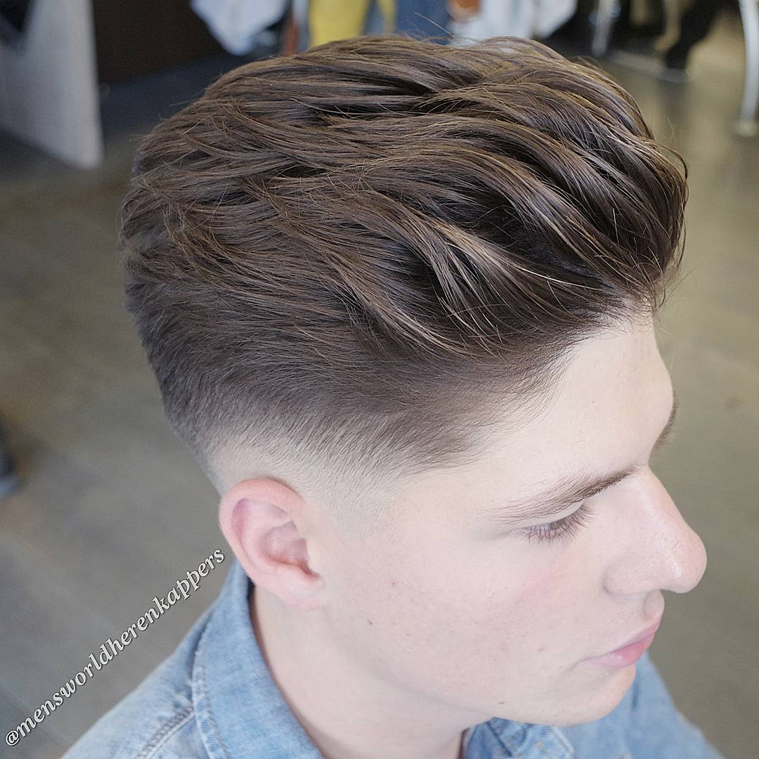 Latest Hairstyles For Men 25 New Hair Looks To Copy In 2018