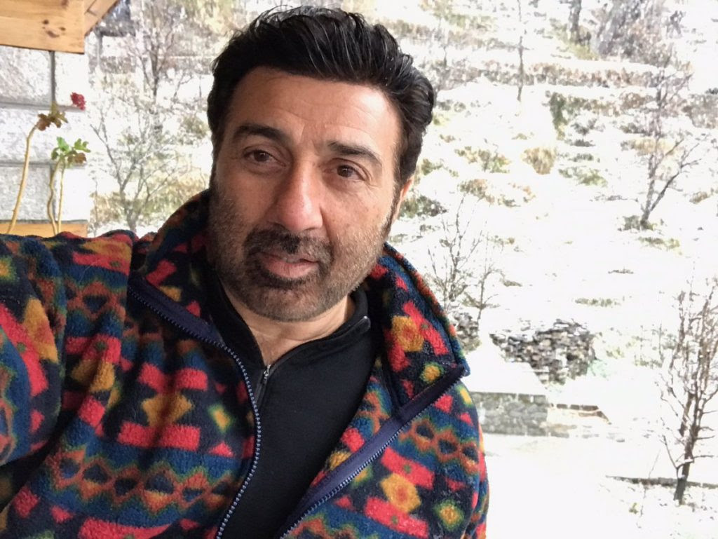Bollywood Actor Sunny Deol Images