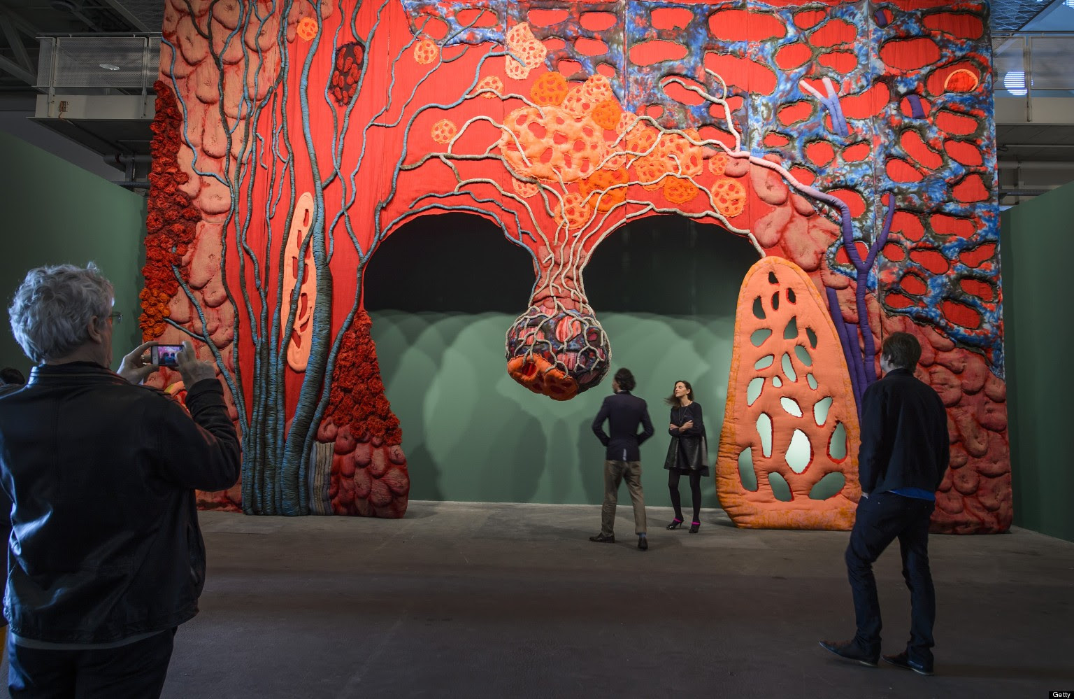 Art Basel 2013: Art Unlimited VIDEO  HuffPost