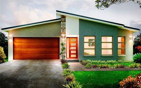 single home designs unique house design  floor modern