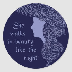 In Beauty sticker
