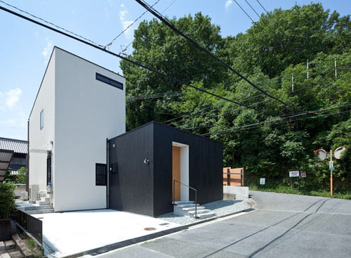 niu House by Yoshihiro Yamamoto Architect Atelier in architecture  Category