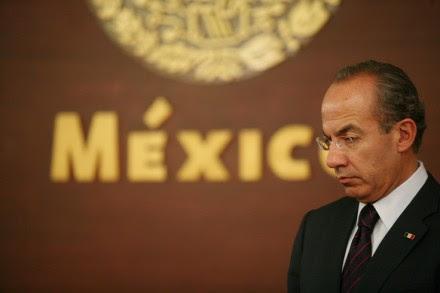 Felipe Calderón. Después del fracaso. Foto: Germán Canseco