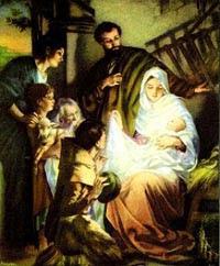 La Natividad de Nuestro Seor Jesucristo.