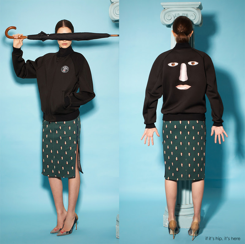 Magritte collection Opening Ceremony 23 front and back IIHIH