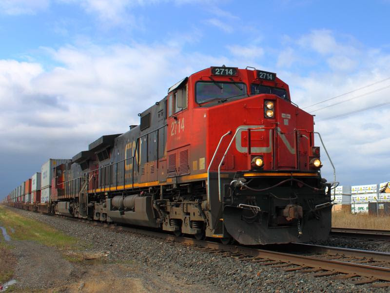 IC 2714 in Winnipeg