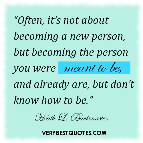 Quotes About Becoming 560 Quotes