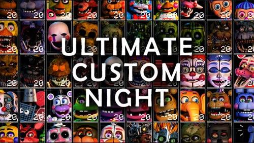 Nossa Opinião sobre o Ultimate Custom Night