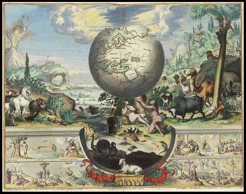Biblia by Romeyn de Hooghe, 1682