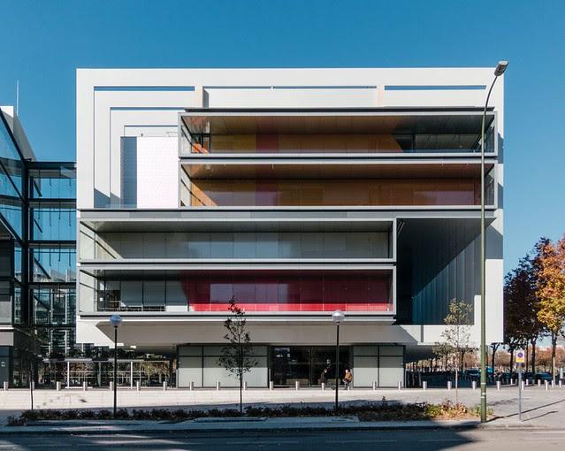 Rafael de La-Hoz. Repsol Headquarters #5