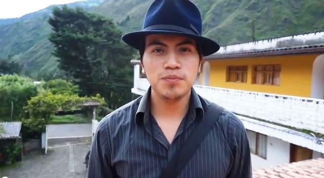 Captura Encuentro de Realizadores Audiovisuales y Cineastas de los Pueblos y Nacionalidades del Ecuador (video)