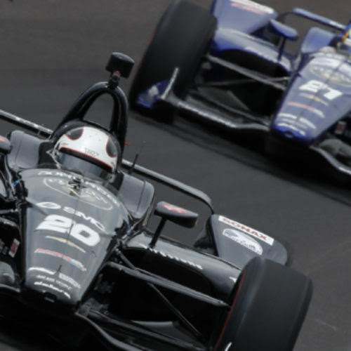 Fast Friday Practice Complete For Ed Carpenter Racing Indy