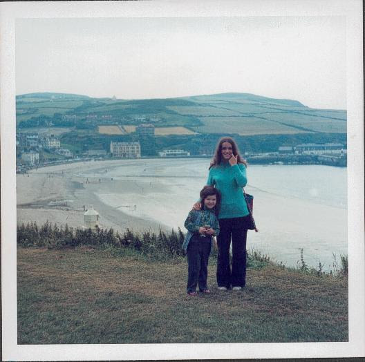 Sisters in Port Erin