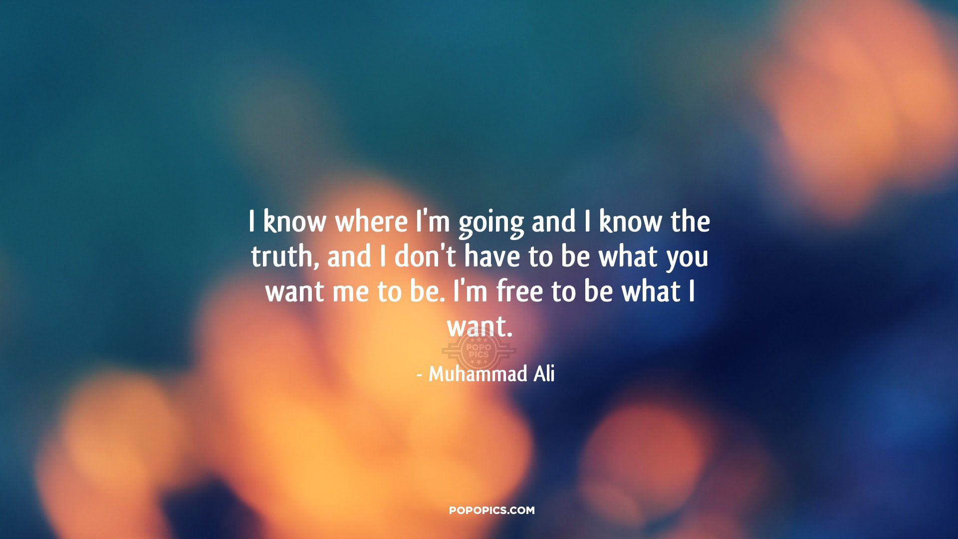 I Know Where Im Going And I Know The Truth And Quotes By