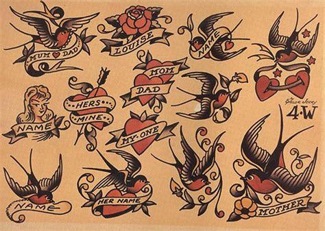 sailor jerry swallow pinteres