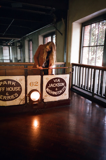 Sonja, Cable Car Museum