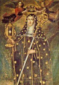 Image of St. Aldegunais