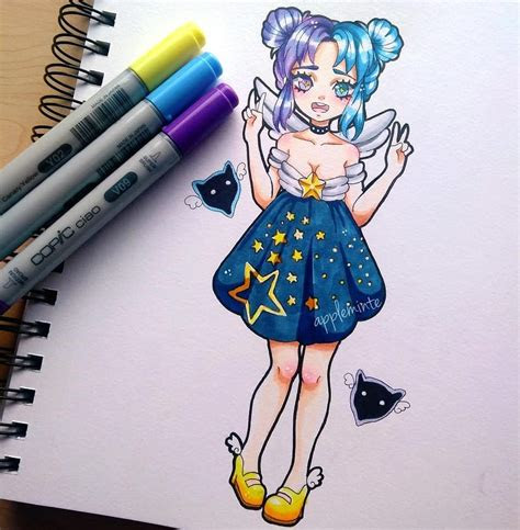 character    drawing  ocs video