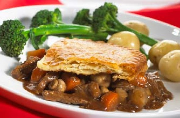 Hairy Bikers' steak and ale pie recipe - goodtoknow