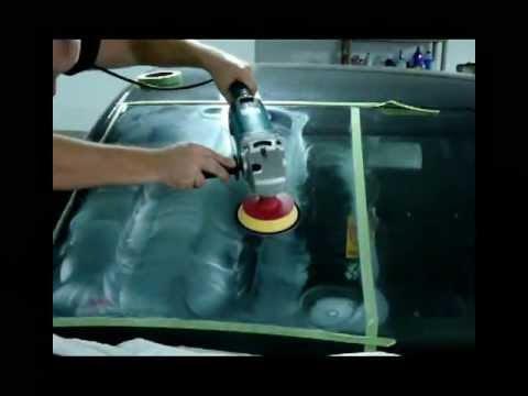 Reparación De Coches Pulido De Cristales De Auto