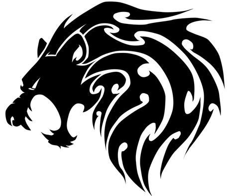 lion head image   clip art  clip