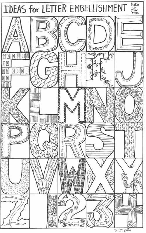 1000+ images about Alphabets on Pinterest | Initials, Tangled and ...