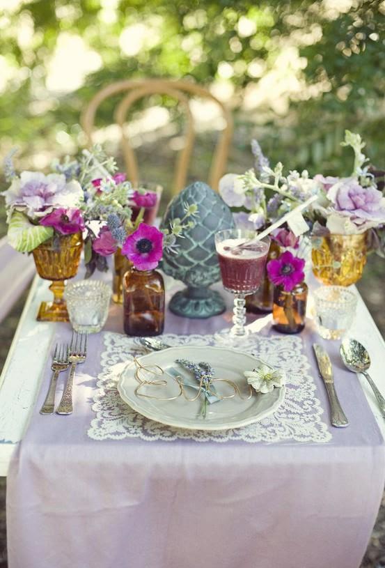 Summer Wedding Unique Wedding Table Decoration Ideas 893611