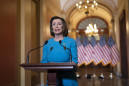 "Pelosi says ""guaranteed income"" is worth considering"