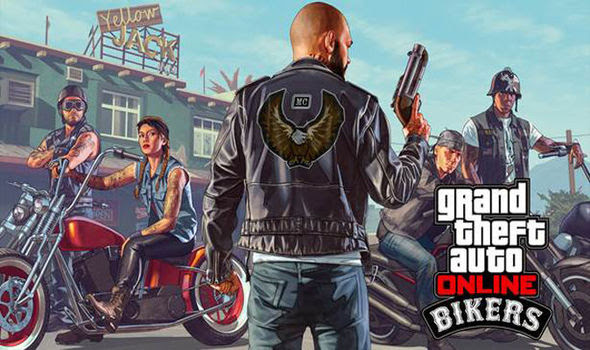 Image result for biker dlc gta v