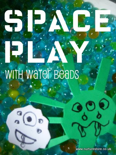 space play water beads
