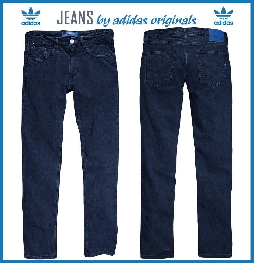 ADIDAS ORIGINALS  ADIDAS CARROT FIT JEANS JACKET JERSEY  O55895